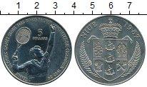 Изображение Монеты Ниуэ 5 долларов 1987 Медно-никель UNC Тенесист Борис Бекке