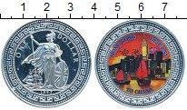 Изображение Монеты Великобритания 1 доллар 1997 Посеребрение Proof