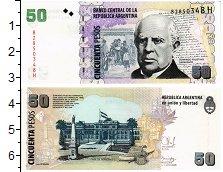 Изображение Банкноты Аргентина 50 песо 2003  UNC