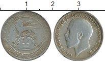 Изображение Монеты Великобритания 6 пенсов 1921 Серебро VF