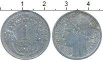 Изображение Дешевые монеты Франция 1 франк 1950
