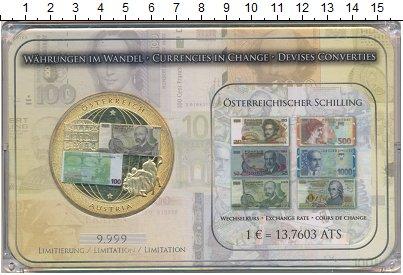 Изображение Подарочные монеты Европа Австрия Медаль 0 Медно-никель Proof-