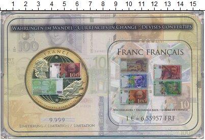 Изображение Подарочные монеты Европа Германия Медаль 0 Медно-никель Proof-