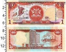 Изображение Банкноты Южная Америка Тринидад и Тобаго 1 доллар 2006  UNC
