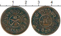 Изображение Монеты Индия 1 пайса 0 Медь XF