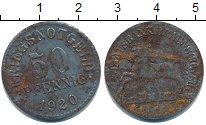 Изображение Монеты Германия : Нотгельды 50 пфеннигов 1920 Железо VF