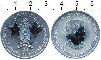 Изображение Мелочь Канада 2 доллара 2015 Серебро UNC Первое объединенное