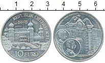 Изображение Монеты Австрия 10 евро 2006 Серебро UNC- Австрия и ее народ.