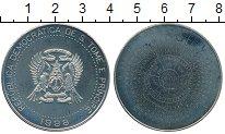 Изображение Монеты Сан-Томе и Принсипи 2000 добрас 1998 Медно-никель XF Календарь Майя