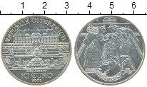 Изображение Монеты Австрия 10 евро 2003 Серебро UNC- Австрия и ее народ.