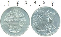 Изображение Монеты Словакия 200 крон 2000 Серебро UNC- 250-летие со дня рож