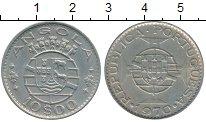 Изображение Монеты Ангола 10 эскудо 1970 Медно-никель XF-