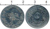 Изображение Монеты Египет 5/10 кирша 1895 Медно-никель XF