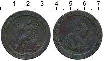 Изображение Монеты Великобритания 2 пенни 1797 Медь VF