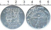 Изображение Монеты Чехия 200 крон 1994 Серебро UNC Охрана  животного  м