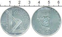Изображение Монеты Чехия 200 крон 2006 Серебро UNC 250 лет со дня рожде