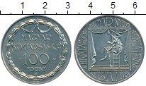 Изображение Монеты Венгрия 100 форинтов 1990 Медно-никель UNC-