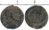Изображение Монеты Древний Рим 1 фоллис 0 Бронза VF
