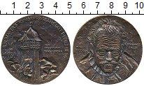 Изображение Монеты Германия Медаль 1980 Бронза UNC Иоганн Георг Фауст