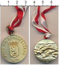 Изображение Монеты Германия Медаль 1975 Латунь XF Медаль за плаванье