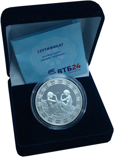 Изображение Подарочные монеты Новая Зеландия Токелау 5 долларов 2012 Серебро Proof