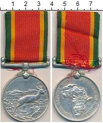 Изображение Значки, ордена, медали Африка ЮАР Медаль 0 Серебро XF+