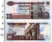 Изображение Банкноты Африка Египет 50 фунтов 2019  UNC
