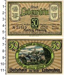 Изображение Банкноты Германия : Нотгельды 50 пфеннигов 1921  UNC