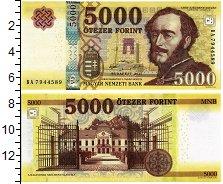 Изображение Банкноты Венгрия 5000 форинтов 2017  UNC