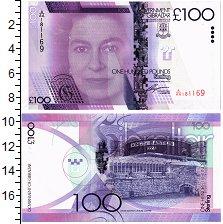 Изображение Банкноты Гибралтар 100 фунтов 2011  UNC