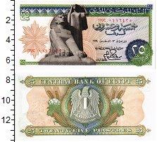 Изображение Банкноты Египет 25 пиастров 1978  UNC