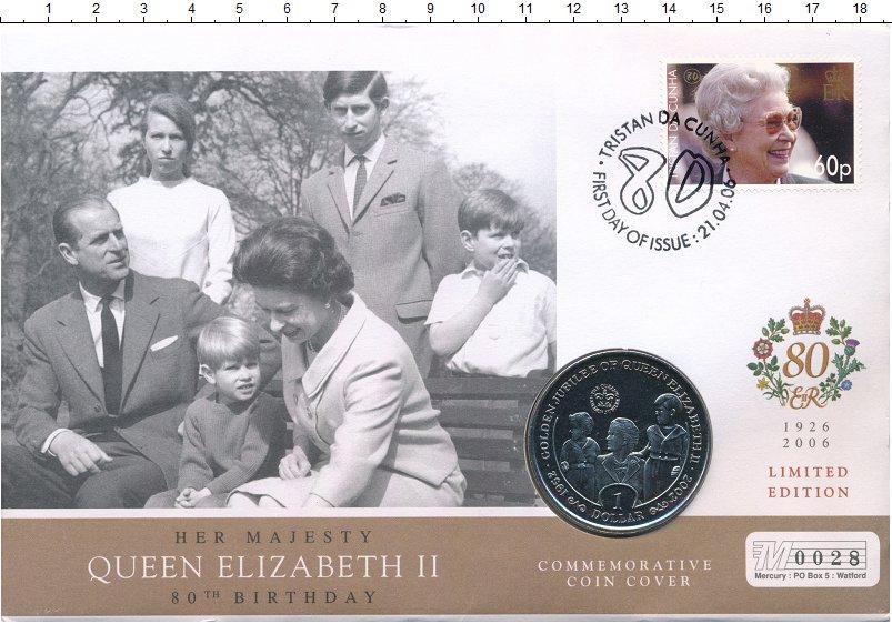 Изображение Подарочные монеты Сьерра-Леоне 1 доллар 2002 Медно-никель UNC