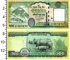 Продать Банкноты Непал 100 рупий 2019
