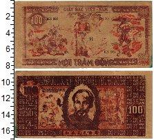 Изображение Банкноты Вьетнам 100 донг 1948  XF