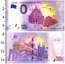 Изображение Банкноты Россия 0 евро 2019  UNC