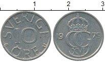Изображение Дешевые монеты Швеция 10 эре 1979 Медно-никель XF
