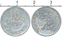 Изображение Дешевые монеты Польша 10 грош 1980 Алюминий XF-