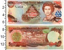 Изображение Банкноты Каймановы острова 100 долларов 2006  UNC
