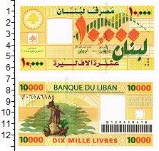 Изображение Банкноты Ливан 10000 ливров 2004  UNC