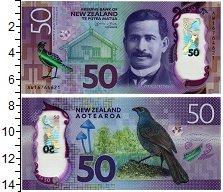 Изображение Банкноты Новая Зеландия 50 долларов 0  UNC