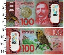 Изображение Банкноты Новая Зеландия 100 долларов 0 Пластик UNC