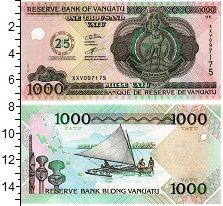 Изображение Банкноты Вануату 1000 вату 2005  UNC