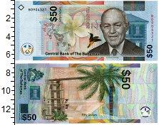Изображение Банкноты Багамские острова 50 долларов 2019  UNC