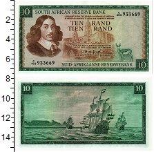 Изображение Банкноты ЮАР 10 рандов 0  UNC