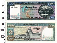 Изображение Банкноты Бангладеш 500 така 0  XF+