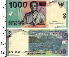 Изображение Банкноты Индонезия 1000 рупий 2012  UNC