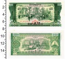 Изображение Банкноты Лаос 200 кип 1975  UNC-