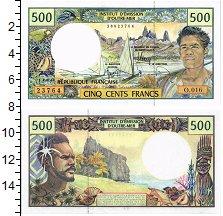 Изображение Банкноты Французская Африка 500 франков 2010  UNC