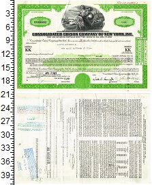 Изображение Банкноты США Облигация 1973  XF Сертификат на акции