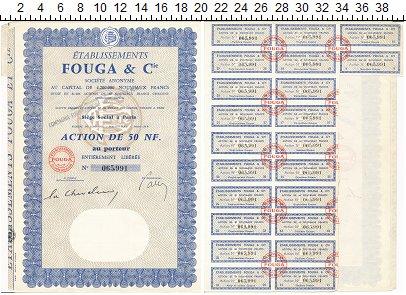 Изображение Банкноты Франция Облигация 0  XF